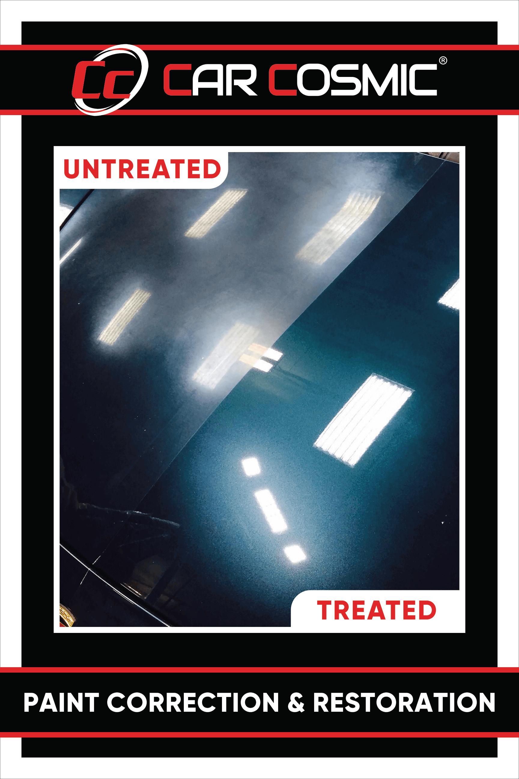 PAINT CORRECTION & RESTORATIONPAINT CORRECTION & RESTORATION